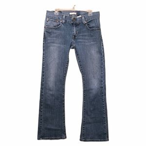 Levi's Low Flare 542 Jeans